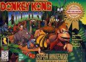 Box shot of Donkey Kong Country [North America]