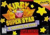 Box shot of Kirby Super Star [North America]