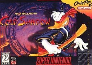 Maui Mallard in Cold Shadow - SNES - NTSC-U (North America)