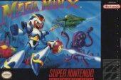 Box shot of Mega Man X [North America]
