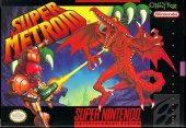 Box shot of Super Metroid [North America]