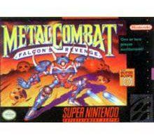 Metal Combat: Falcon's Revenge - SNES - NTSC-U (North America)