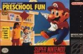 Box shot of Super Mario's Early Years: Preschool Fun! [North America]