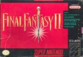 Box shot of Final Fantasy II [North America]