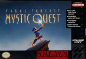 Box shot of Final Fantasy Mystic Quest [North America]