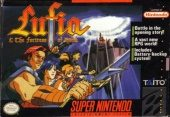 Box shot of Lufia [North America]