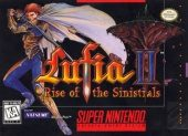 Box shot of Lufia II: Rise of the Sinistrals [North America]