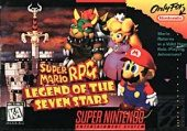 Box shot of Super Mario RPG: Legend of the Seven Stars [North America]