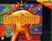 Box shot of EarthBound [North America]