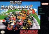 Box shot of Super Mario Kart [North America]