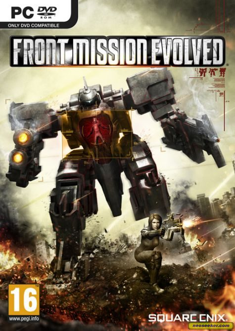 Front Mission Evolved Cheats Pc