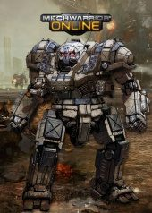 MechWarrior Online (North America Boxshot)