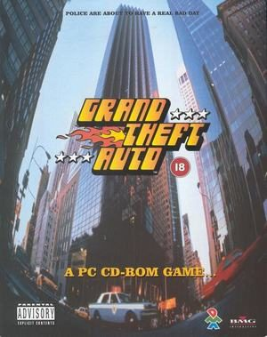 Grand Theft Auto - PC - PAL (Europe)