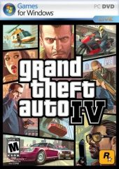 Box shot of Grand Theft Auto IV [North America]