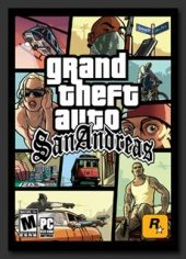 Box shot of Grand Theft Auto: San Andreas [North America]