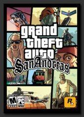 Box shot of Grand Theft Auto: San Andreas [North America]