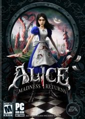 Alice: Madness Returns (North America Boxshot)