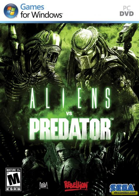 Aliens Vs. Predator - PC - NTSC-U (North America)