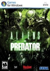 Box shot of Aliens Vs. Predator [North America]