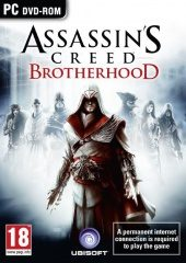 Assassin's Creed: Brotherhood PAL (Europe) front boxshot