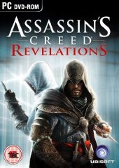 Assassin's Creed Revelations PAL (Europe) front boxshot