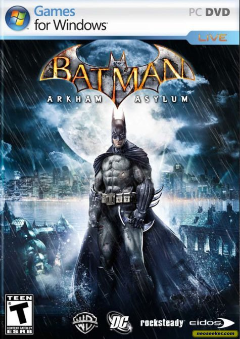 Batman: Arkham Asylum - PC - NTSC-U (North America)