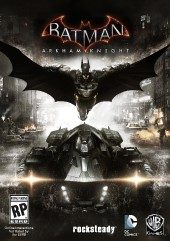 Box shot of Batman: Arkham Knight [North America]