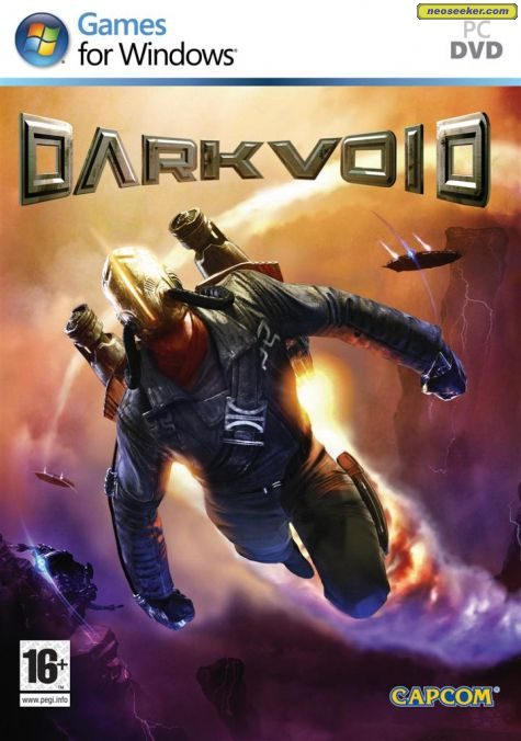 Dark Void - PC - PAL (Europe)