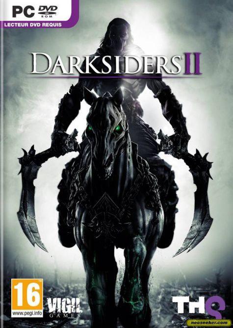 Darksiders II - PC - PAL (Europe)