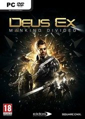 Box shot of Deus Ex: Mankind Divided [North America]