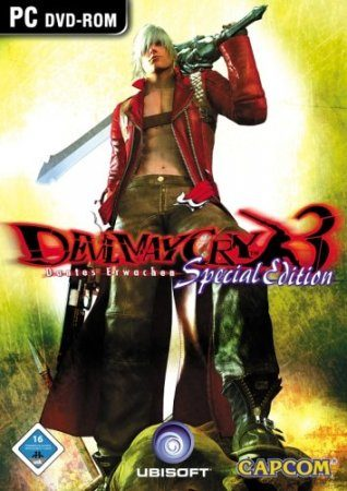 devil may cry 3 special edition front cover pal europe special edition