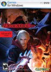 Box shot of Devil May Cry 4 [North America]