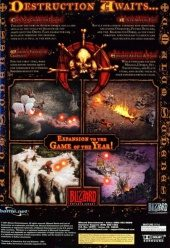 Diablo II: The Lord of Destruction Box Art and Scans (