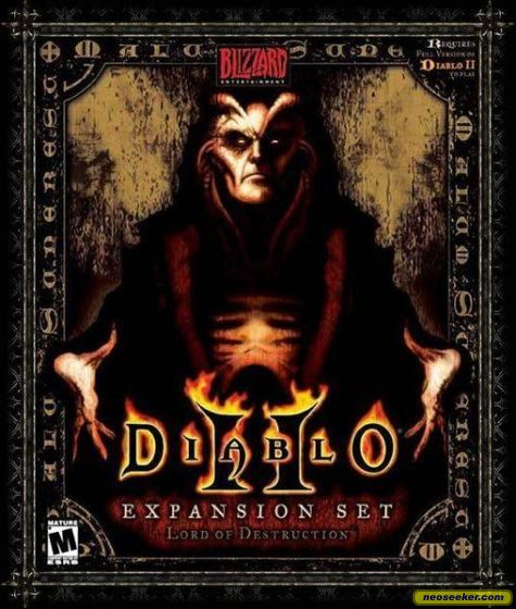 Diable II Lord of Destruction