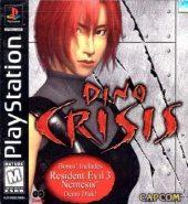 Box shot of Dino Crisis [North America]