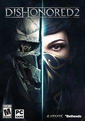 Box shot of Dishonored 2 [North America]