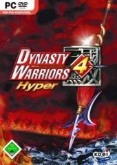 Box shot of Dynasty Warriors 4 [Europe]