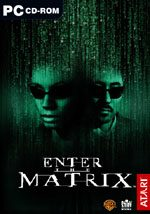Box shot of Enter The Matrix [Europe]