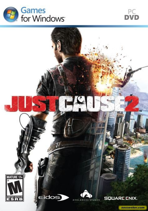 Just Cause 2 - PC - NTSC-U (North America)
