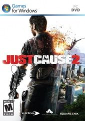 Box shot of Just Cause 2 [North America]