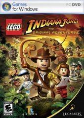 Box shot of LEGO Indiana Jones: The Original Adv