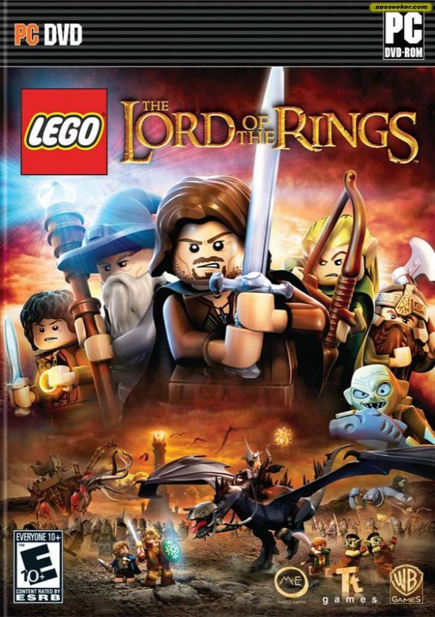 LEGO The Lord of the Rings - PC - NTSC-U (North America)