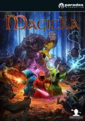 Box shot of Magicka [North America]