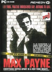 Max Payne (Europe Boxshot)