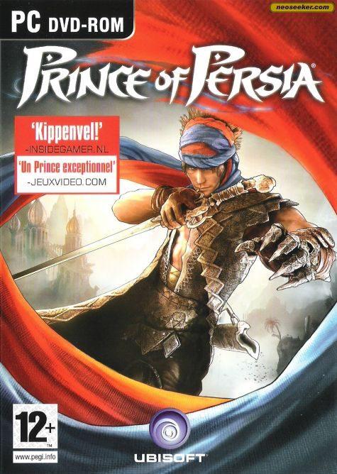 Prince of Persia - PC - PAL (Europe)