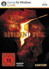 Box shot of Resident Evil 5 [Europe]