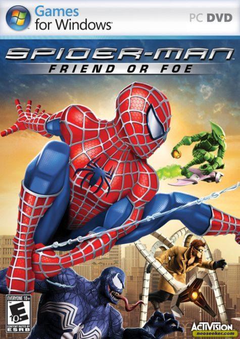 Spider-Man: Friend or Foe - PC - NTSC-U (North America)