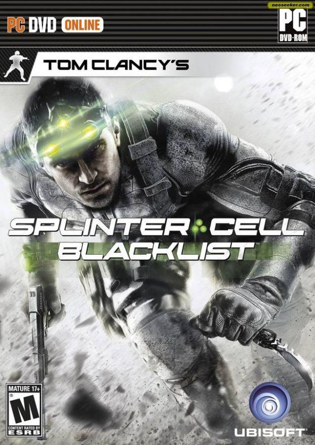 Splinter Cell: Blacklist - PC - NTSC-U (North America)