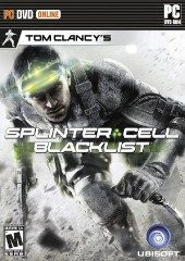 Box shot of Splinter Cell: Blacklist [North America]