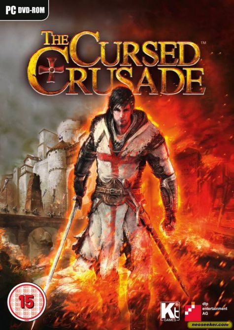 The Cursed Crusade - PC - PAL (Europe)